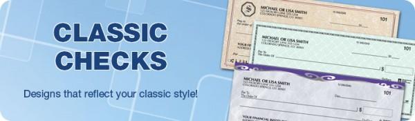 Get Classic Checks Cheap