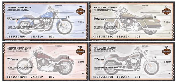 Harley-Davidson Motorcycle Checks