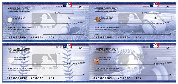 Major League Baseball Checks