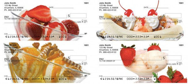 Sinful Sundaes Checks