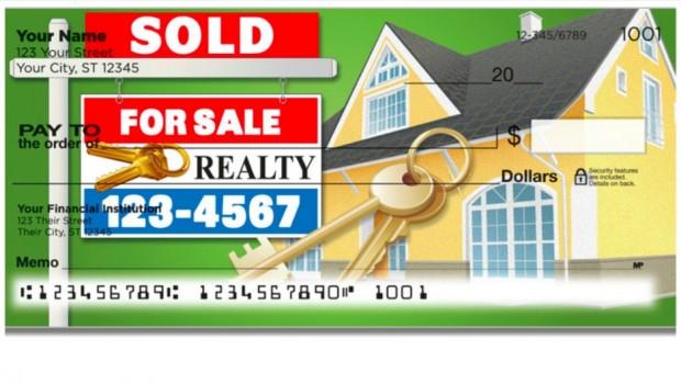 Real Estate Checks