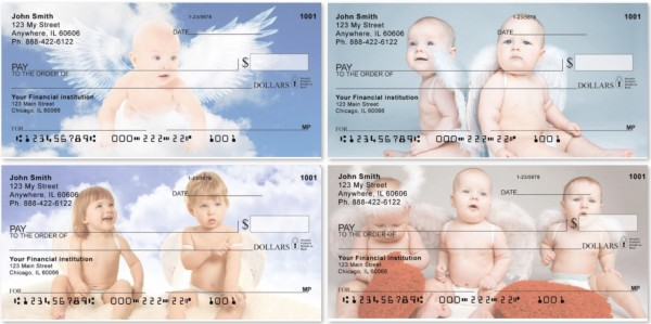 Angelic Babies Checks