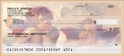 Angels Personal Checks, angel checks
