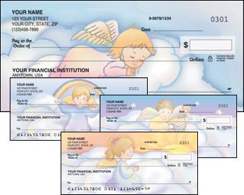 Precious Angels Checks - Personal Checks