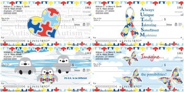 Autism Imagine Personal Checks