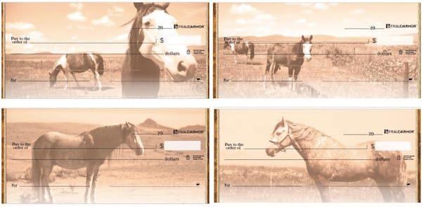 Horse Country Checks