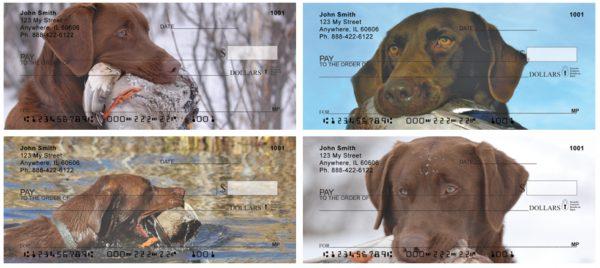 Labradors At Work Personal Checks