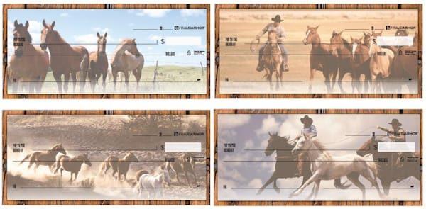 Wild West Horse Checks