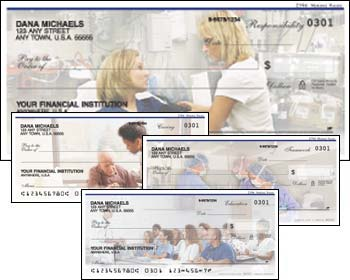 Nursing Values Personal Checks