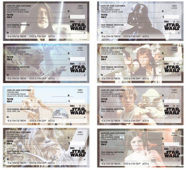 Star Wars Classic Movie Checks