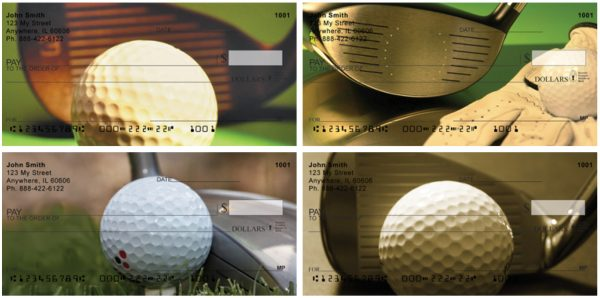 A New Perspective Golf Personal Checks