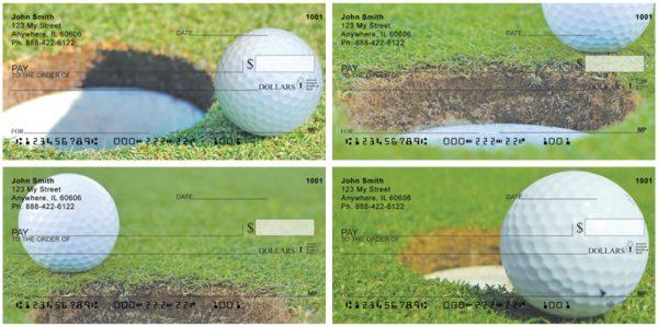 Almost Personal Golf Checks