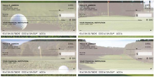 Golf Personal Checks