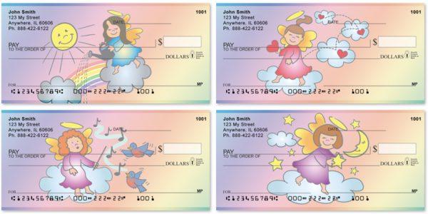 Rainbow Angels Christian Checks