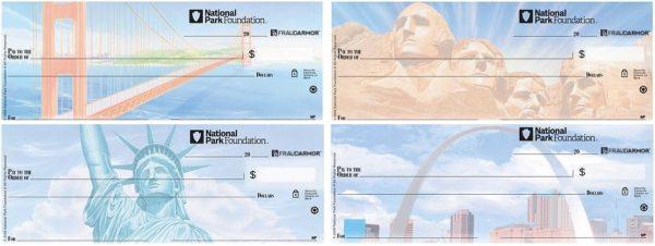 American Monuments Checks