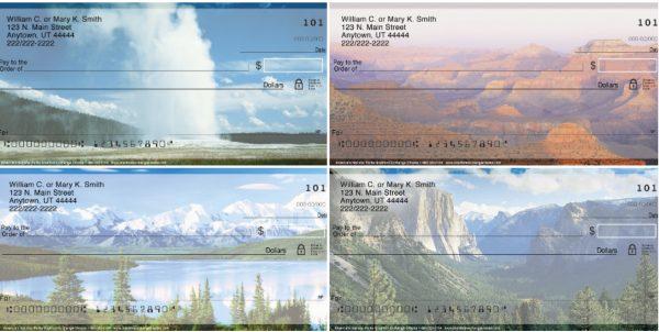America's National Parks Personal Checks