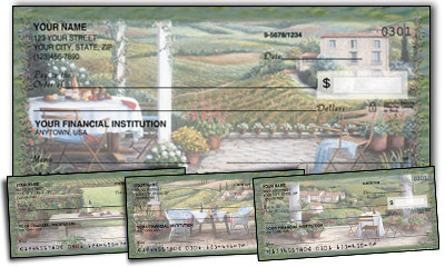 Wine Country Checks