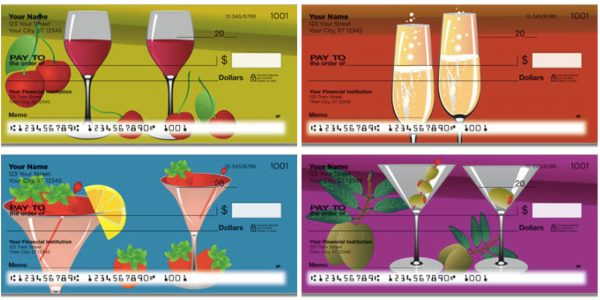 Cocktail Checks