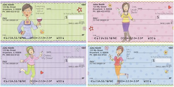 Cocktails Personal Checks