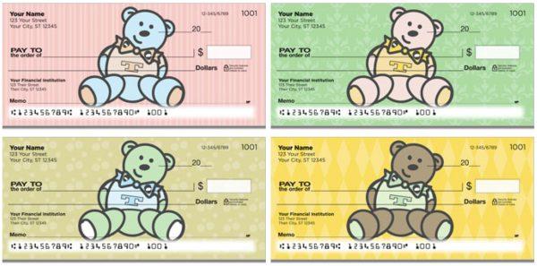 Teddy Bear Checks