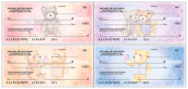 Teddy Bears Checks