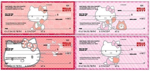 Hello Kitty Classic Checks