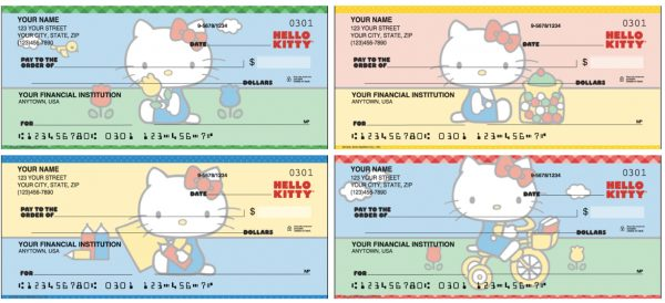 Hello Kitty Designer Checks