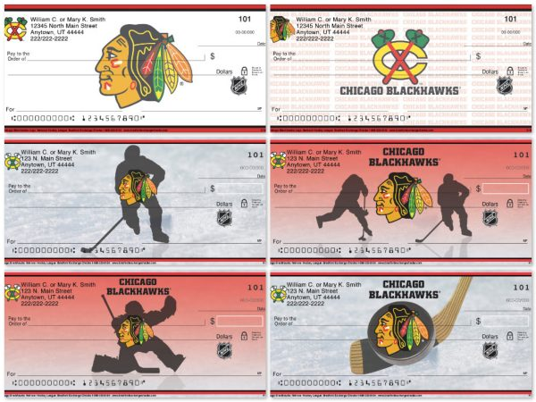Chicago Blackhawks Checks