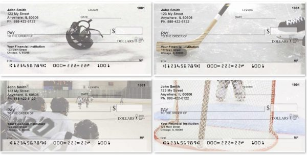 Hockey Personal Checks