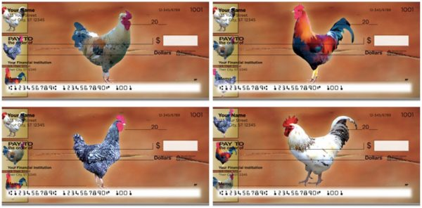 Rooster Checks