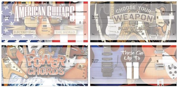 Buck Wear™ Guitars Checks