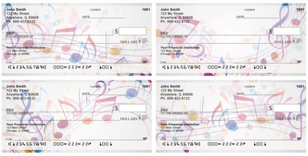 Music Checks Best Personal Checks Getcheckscheap Com