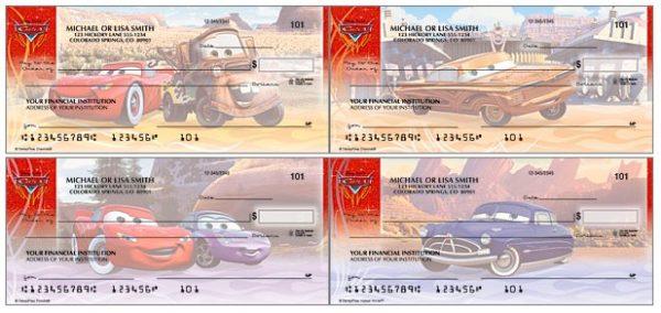 Disney•Pixar Cars Checks