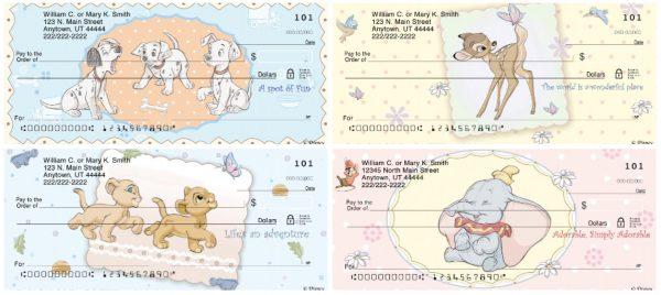 Disney Magical Beginnings Personal Checks
