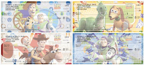 Disney Pixar Toy Story Personal Checks