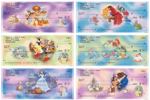 Disney Princess Stories Personal Checks