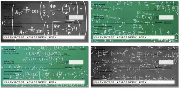 Math Equation Checks