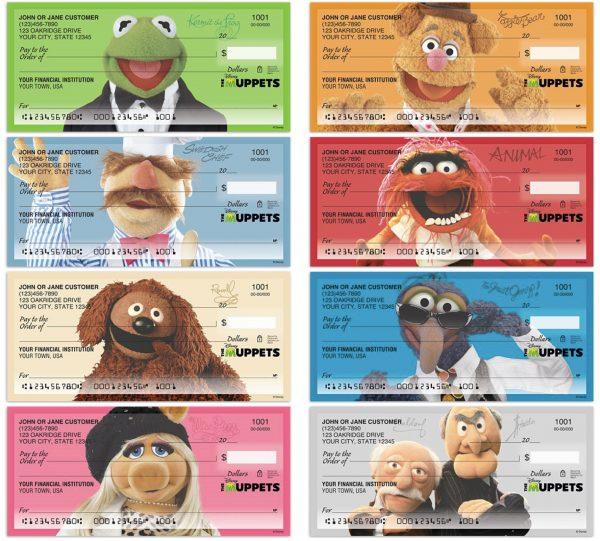 Muppets Checks