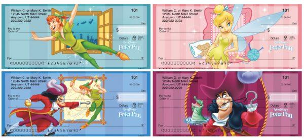Peter Pan Personal Checks