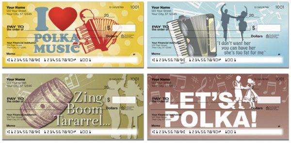 Polka Music Checks