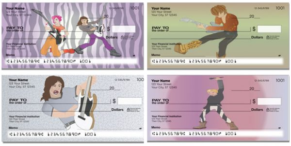 Rock Star Checks