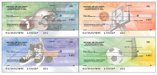 Basketball & Sports Fanatic Checks