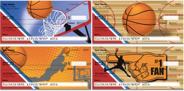 US Basketball Personal Checks