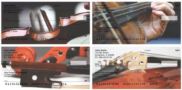 Violin Personal Checks