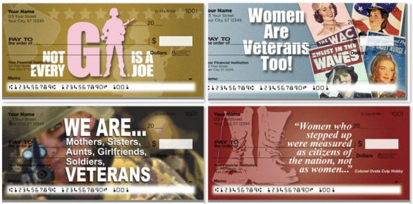 Woman Veteran Checks