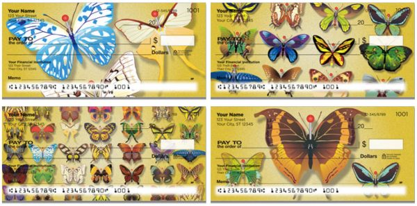 Butterfly Collection Checks