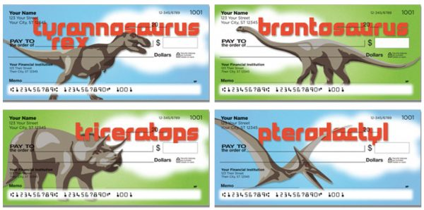 Dinosaur Species Checks