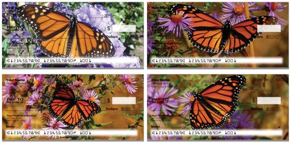 Milkweed Butterfly Checks