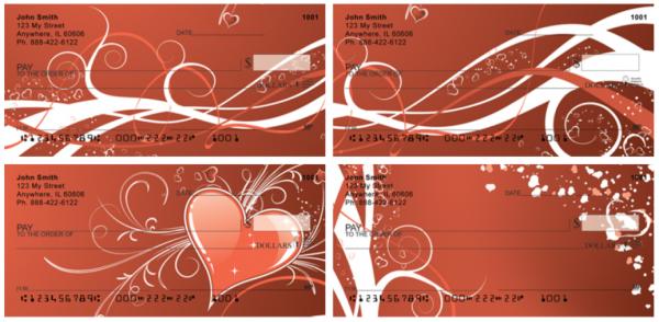 Twisted Hearts Checks