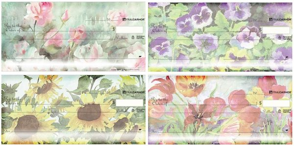 Judy Buswell Roses and Flowers Checks